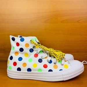 Converse Chuck Taylor All-Star High x Miley Cyrus
